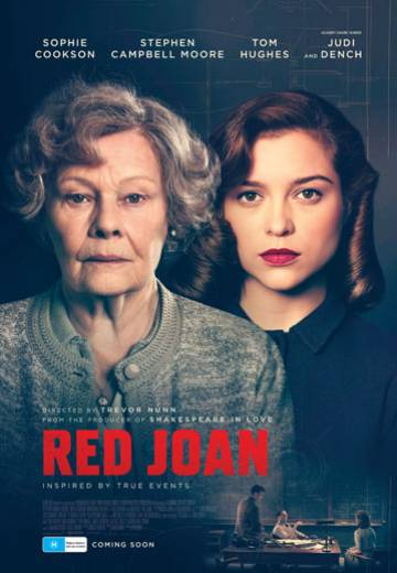 Key art for Red Joan