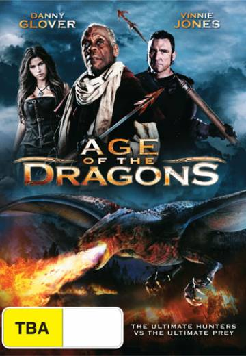 Key art for Age of the Dragons