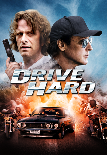 Key art for Drive Hard