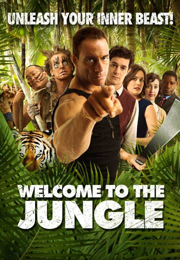 Key art for Welcome to the Jungle