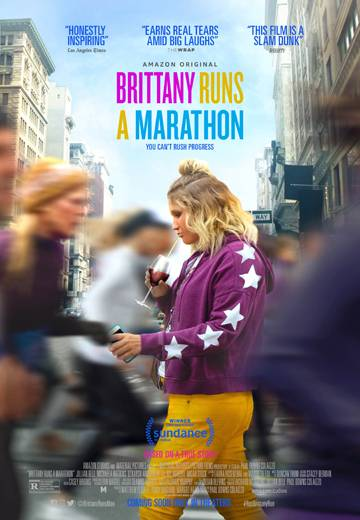 Key art for Brittany Runs A Marathon