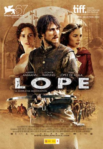 Key art for Lope