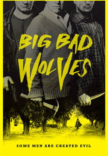 Key art for Big Bad Wolves