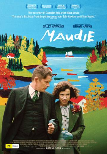 Key art for Maudie