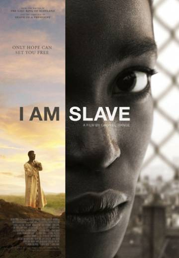 Key art for I Am Slave