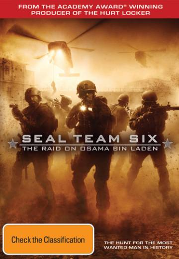 Key art for Seal Team Six: The Raid On Osama Bin Laden