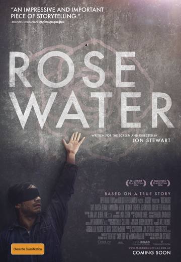 Key art for Rosewater