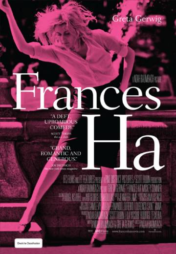Key art for Frances Ha