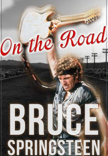 Key art for Bruce Springsteen: On The Road