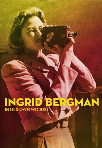 Key art for Ingrid Bergman - In Her Own Words