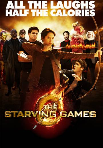 Key art for The Starving Games