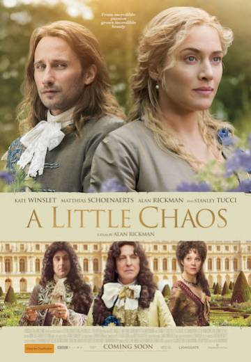 Key art for A Little Chaos