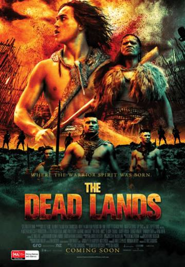 Key art for The Dead Lands