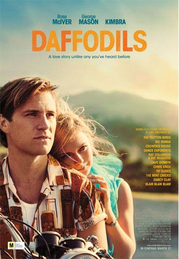 Key art for Daffodils