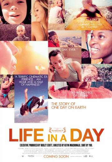 Key art for Life In A Day